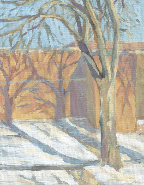 Winter Tree by Carrie Arnold