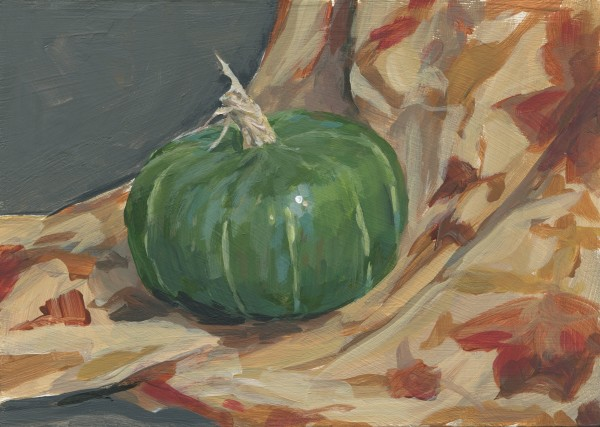 Buttercup Squash by Carrie Arnold