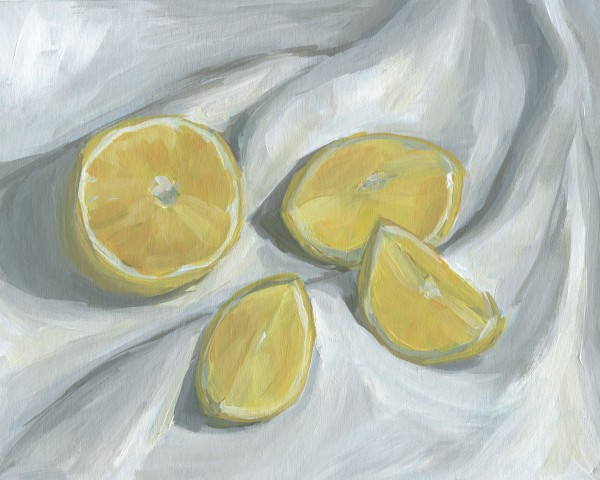 Lemon Slices by Carrie Arnold