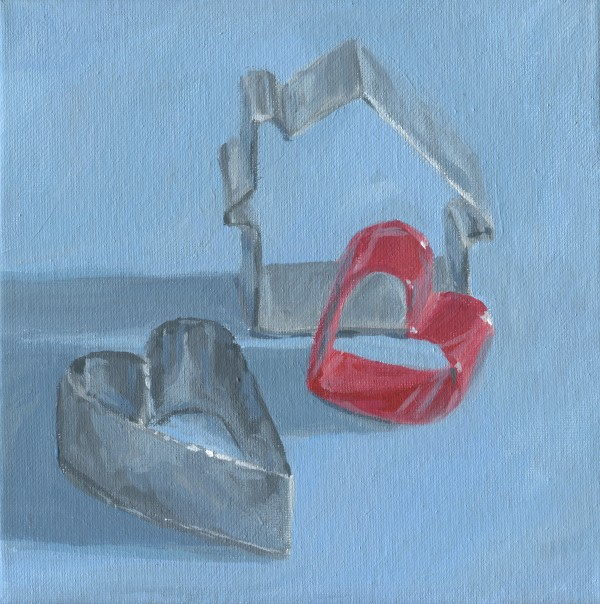 House & Hearts by Carrie Arnold