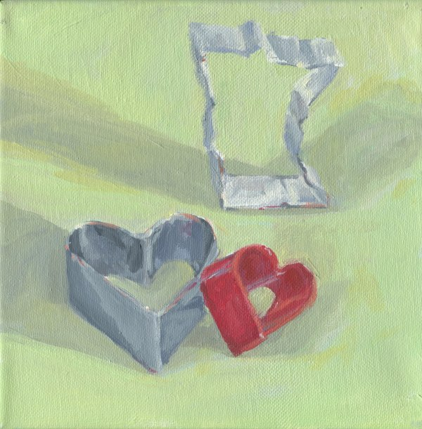 Cookie Cutters by Carrie Arnold