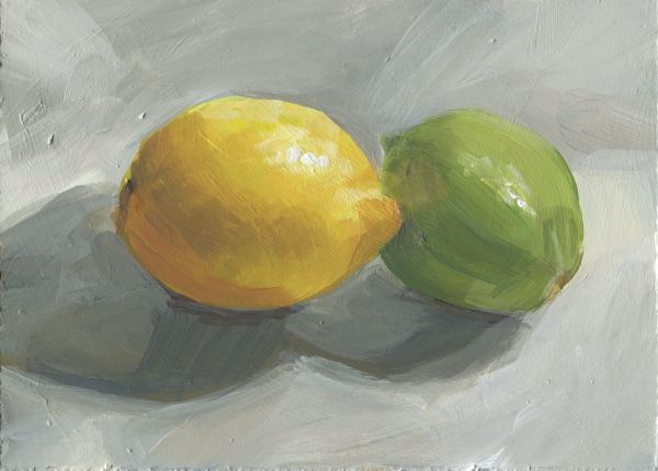 Lemon & Lime by Carrie Arnold