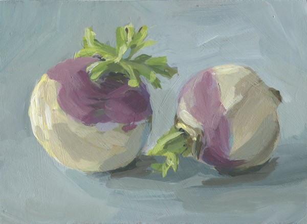 Turnips by Carrie Arnold