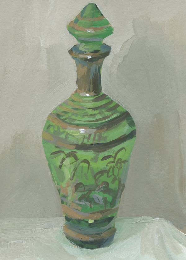 Venetian Decanter by Carrie Arnold