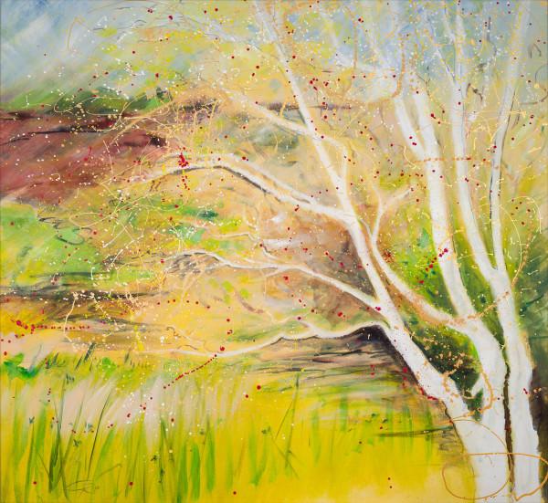 吉莉安·雷德伍德的《春天的气息》