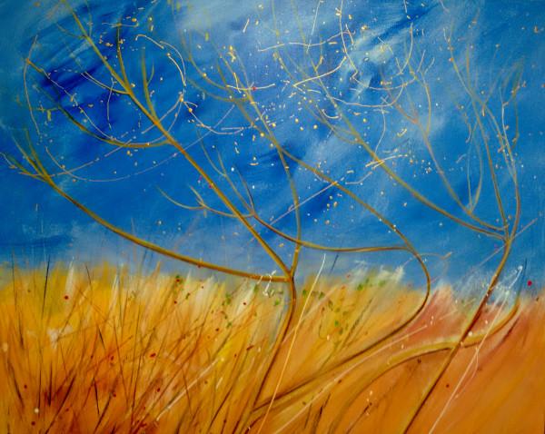 吉莉安·雷德伍德的《冈萨雷斯的柳树》