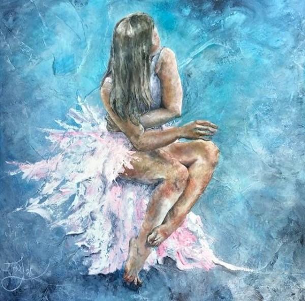 Someday-Giclée by Jacinthe Lacroix