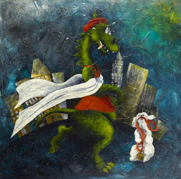 Run Bell Run by Jacinthe Lacroix