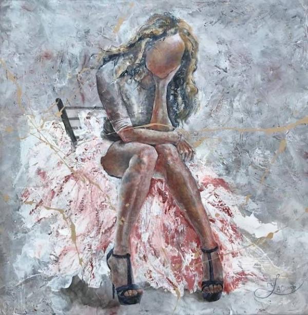 Satisfaction of spirit-Giclée by Jacinthe Lacroix