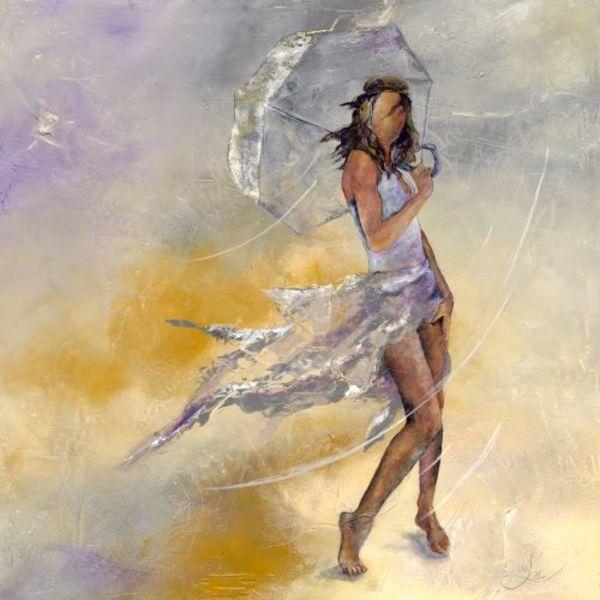 Set Yourself Free-Giclée by Jacinthe Lacroix