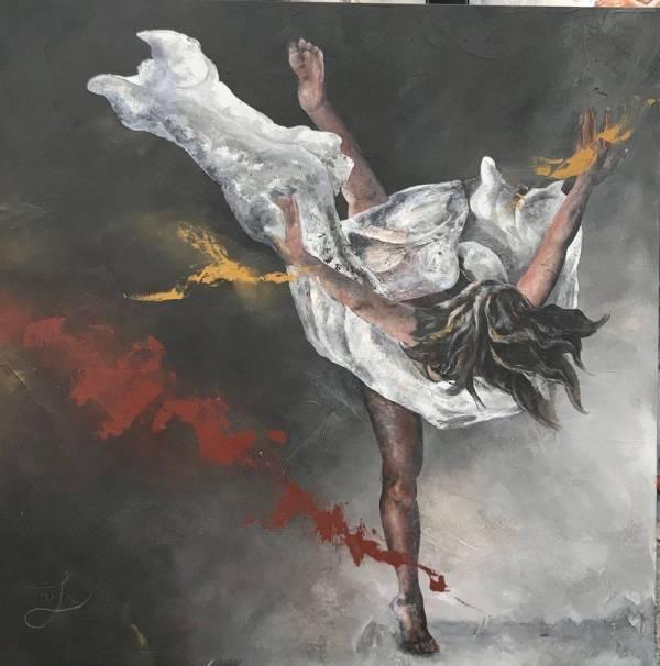 Movement That Inspires by Jacinthe Lacroix