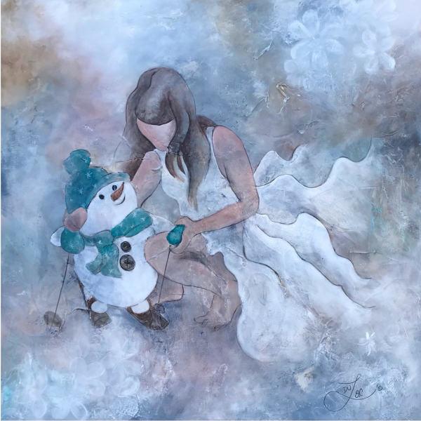 True Love Never Melts by Jacinthe Lacroix