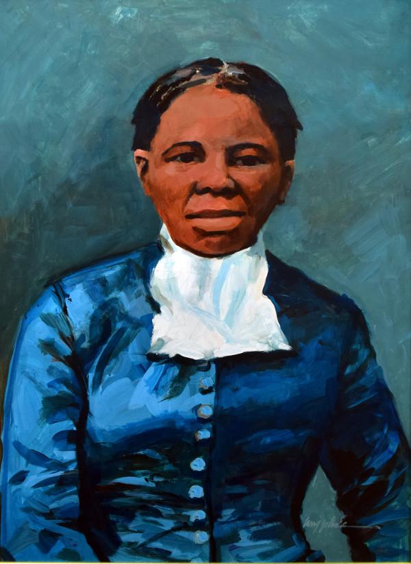 Harriet Tubman by Larry Johnson