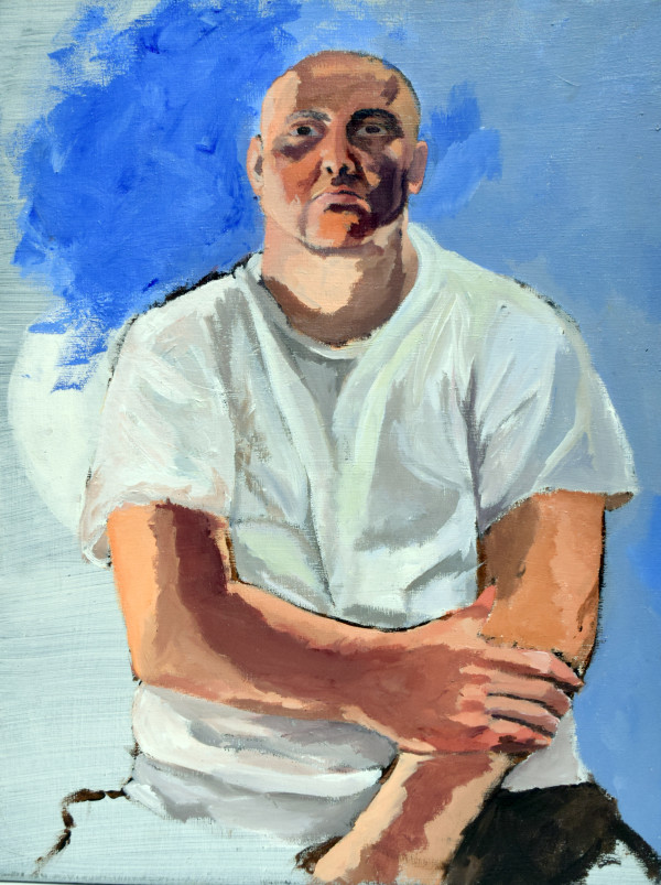 Unfinished Man by Eric Kneury