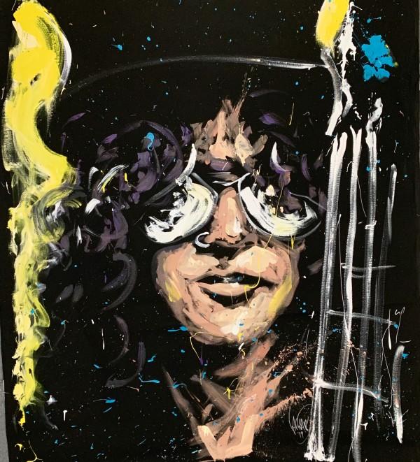 Slash - Newcastle by David Garibaldi