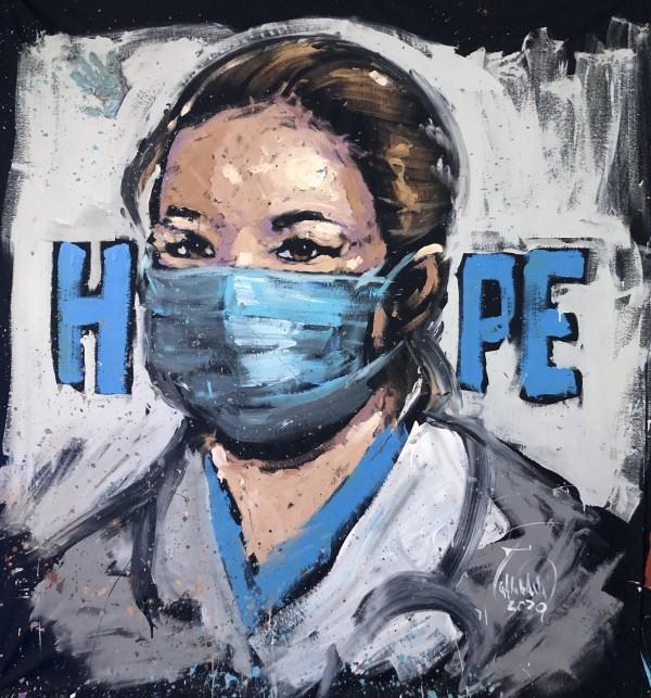 Medical - Woman by David Garibaldi