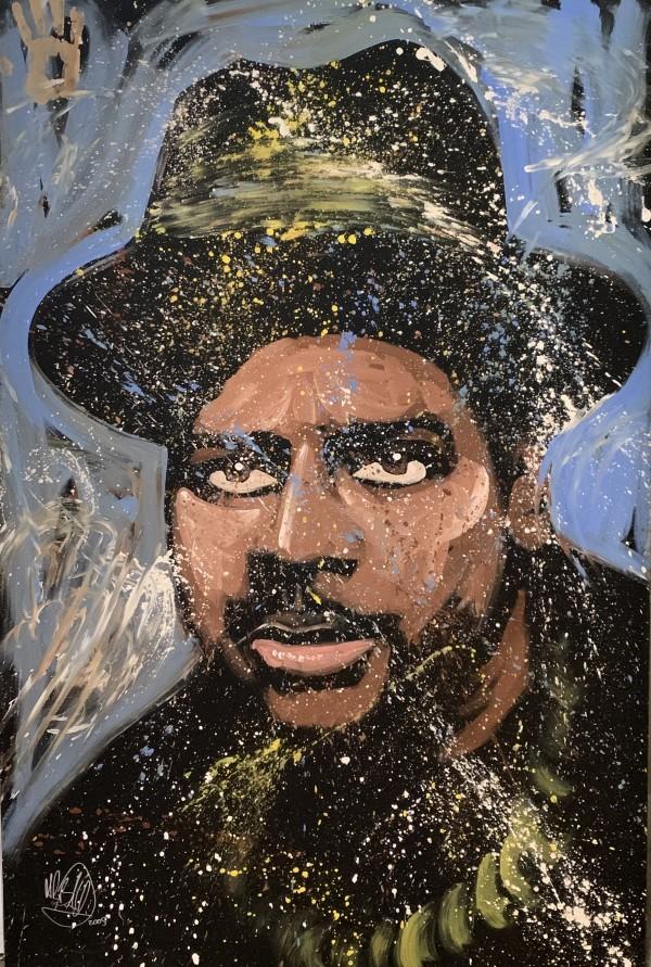 Jam Master Jay by David Garibaldi