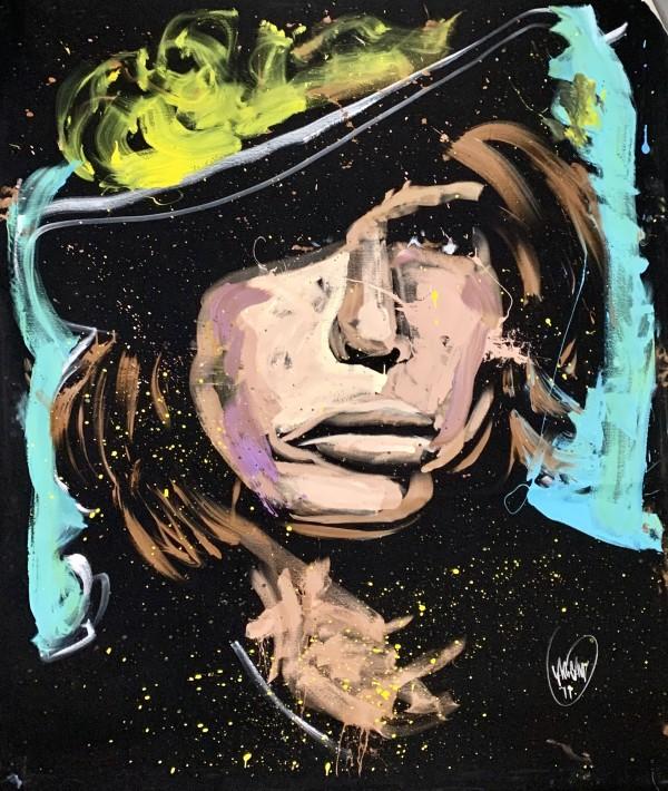 Steven Tyler - Essen by David Garibaldi