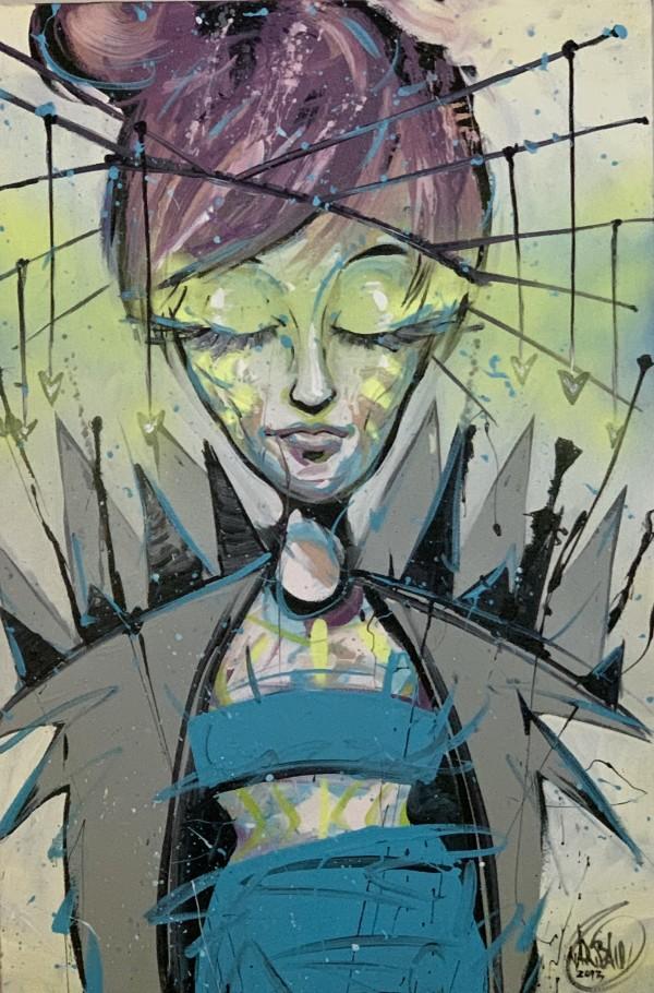 Energy Eyes by David Garibaldi