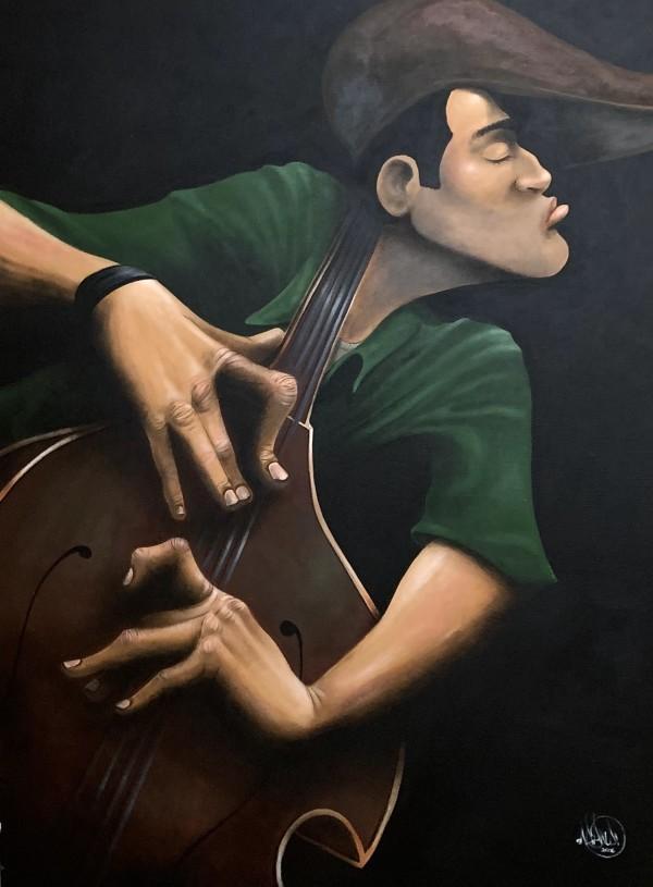 Bass Love by David Garibaldi