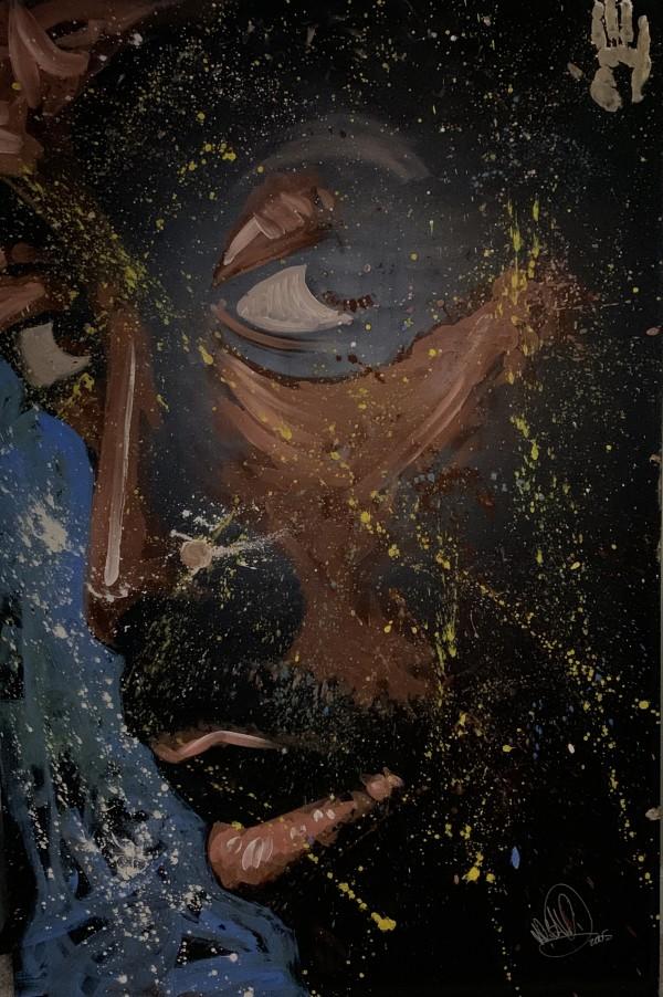 Tupac Shakur by David Garibaldi
