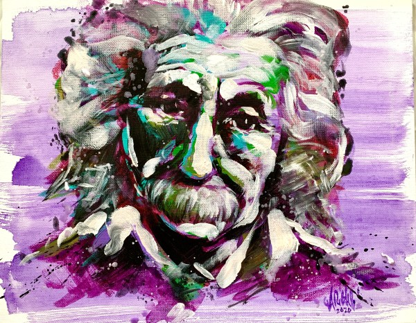 Einstein by David Garibaldi