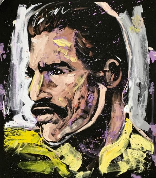 Freddie Mercury- Moscow by David Garibaldi