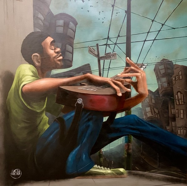Antons Dream by David Garibaldi