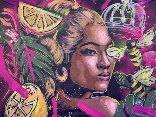 Beyoncé Icons by David Garibaldi