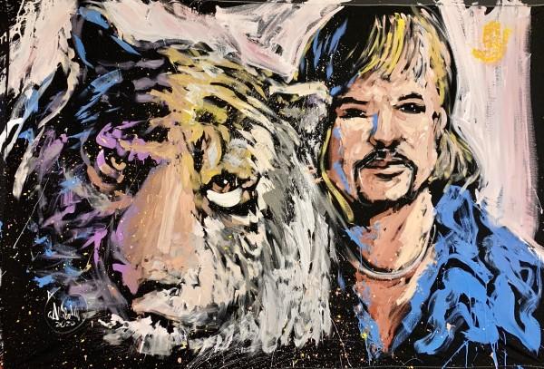 Joe Exotic / Tiger King by David Garibaldi