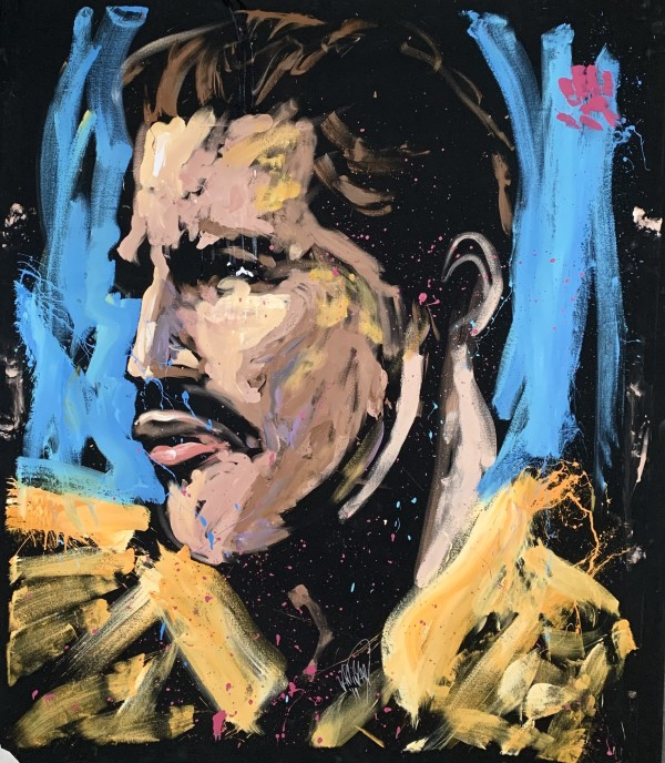 Freddie Mercury - Toronto by David Garibaldi