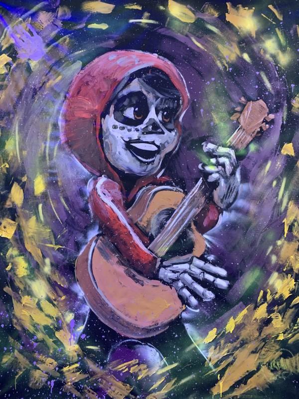 Miguel from COCO by David Garibaldi