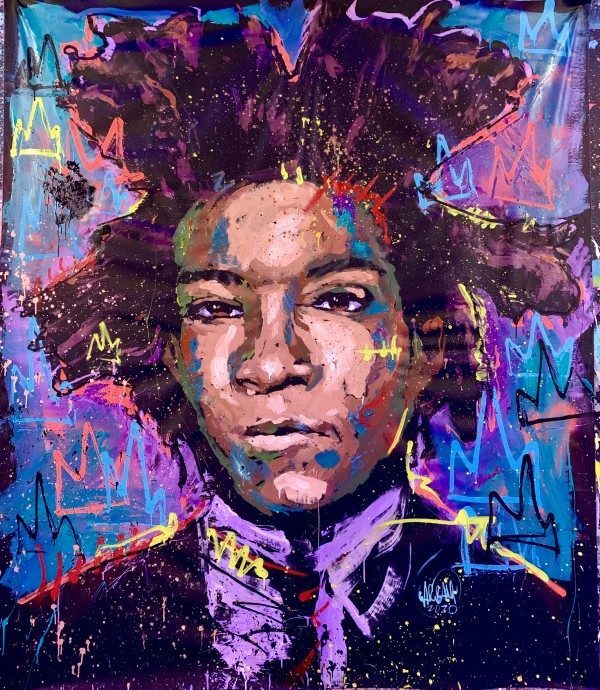 Basquiat by David Garibaldi