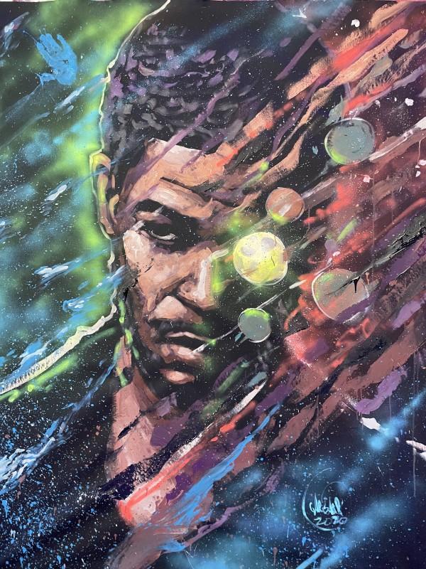 Kid Cudi by David Garibaldi