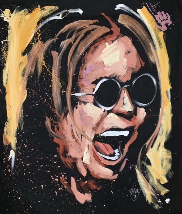 Ozzy Osbourne- San Antonio by David Garibaldi