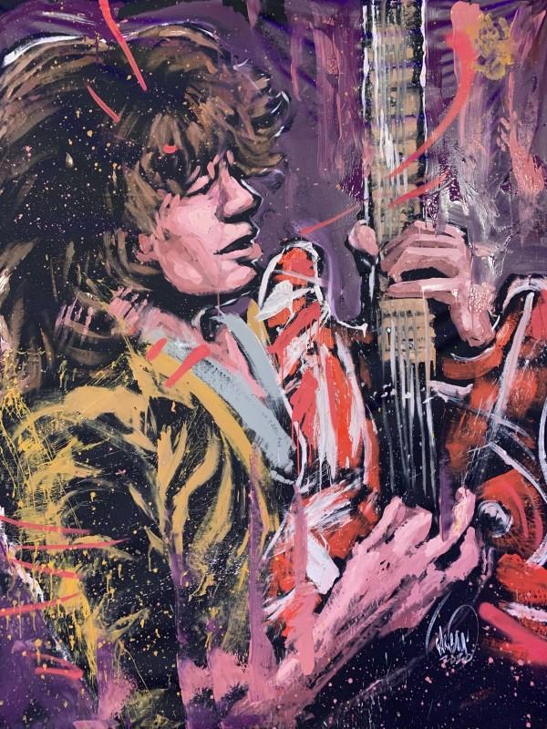 Eddie Van Halen by David Garibaldi