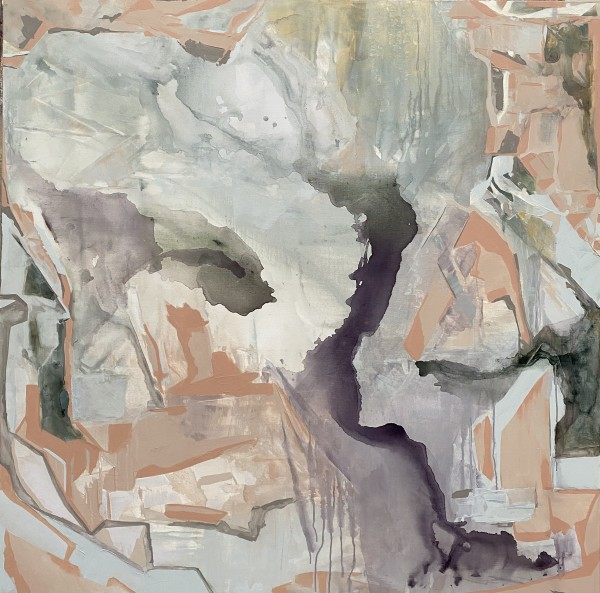 Precipice of Change by Meribeth Privett
