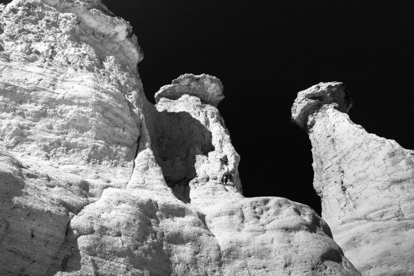 Rock Towers by Rick Perkins