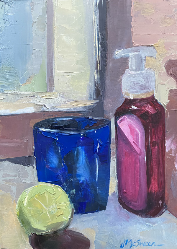 Cobalt, Clove, and Citrus by Judy McSween