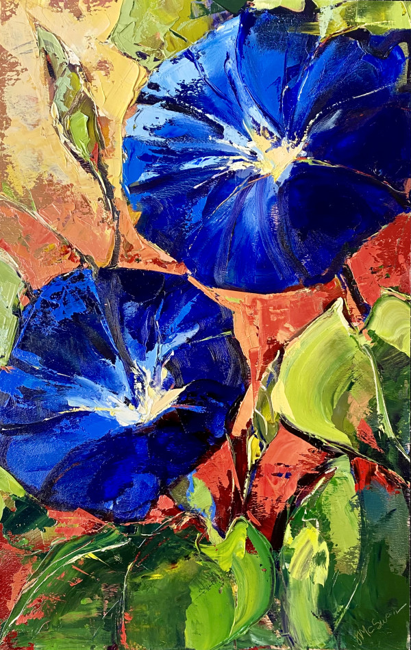 Blue Beginning by Judy McSween