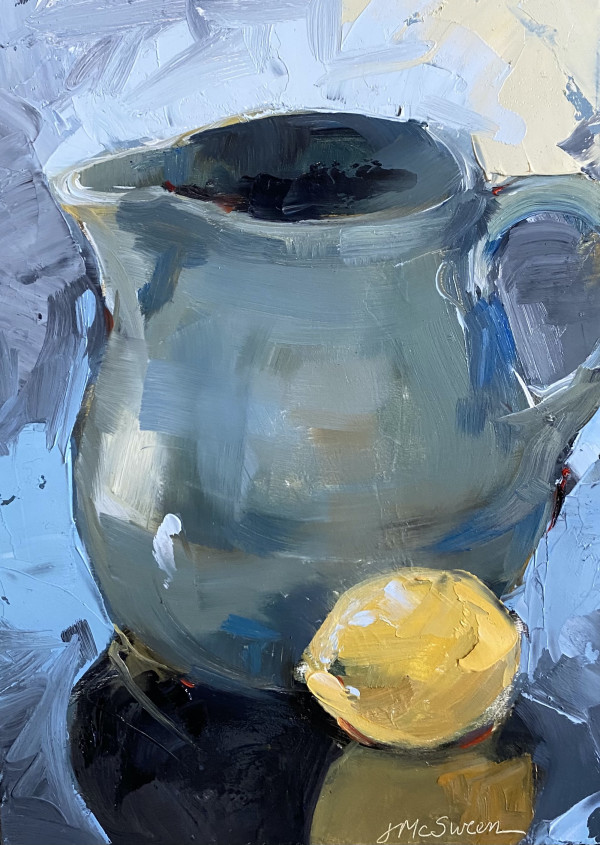 Touch of Lemon by Judy McSween