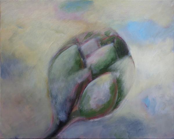 1253 Artichoke by Judy Gittelsohn