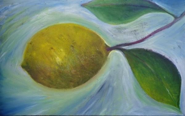 1005 Lemon Wind by Judy Gittelsohn