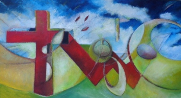 1025 Two by Judy Gittelsohn