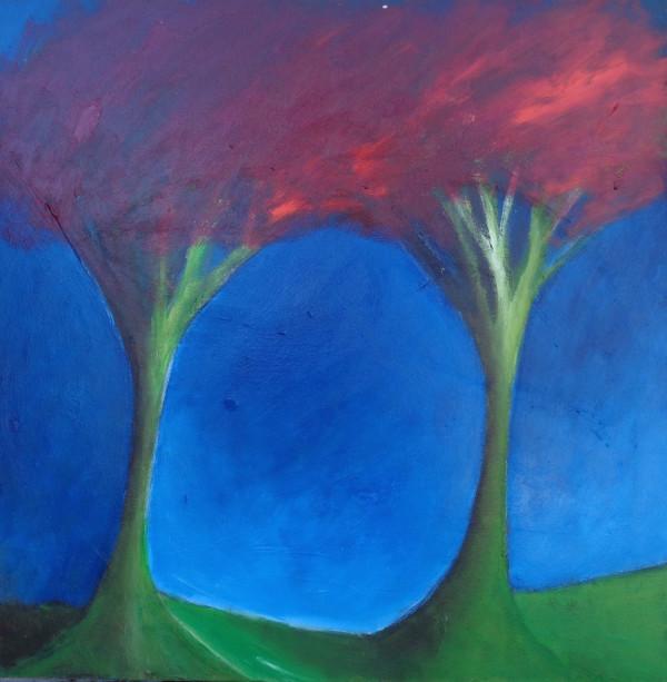 1061 Grant Me Trees  by Judy Gittelsohn