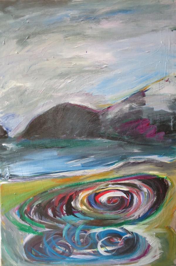 1117 The Point (Small) by Judy Gittelsohn