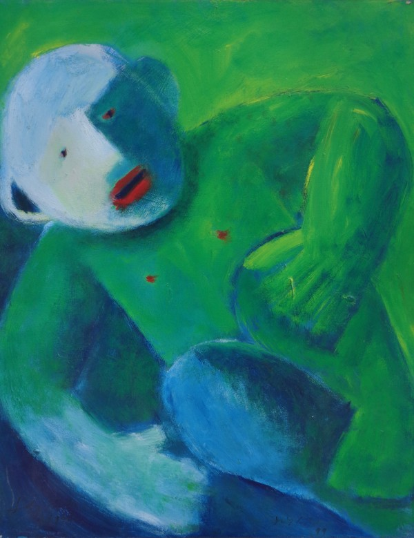 1148 Baby Jesus  by Judy Gittelsohn