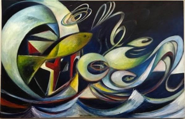1226 Oh the Ocean by Judy Gittelsohn
