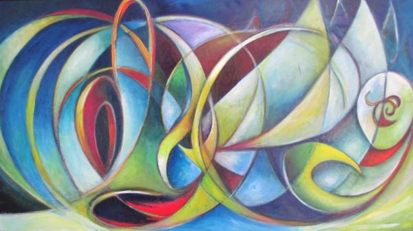 1215 Odyssey by Judy Gittelsohn
