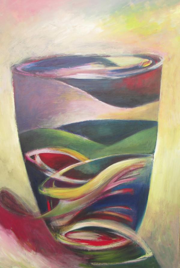 1243 Pink Potion by Judy Gittelsohn